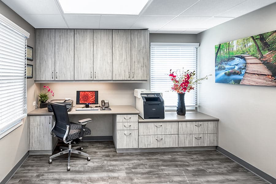 Crystal Lake Endodontics Admin office